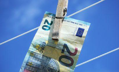 Pénzmosás elleni küzdelem